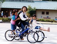 3人乗りの自転車: 管理人の ...